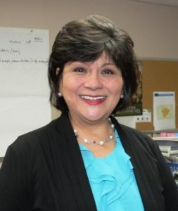 California State Assembly Candidate Diane Martinez