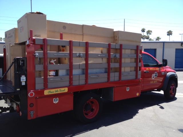 Truck load of illegal fireworks seized in Norwalk