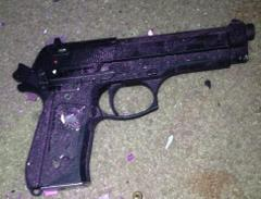 Gun recovered after shooting in Carson