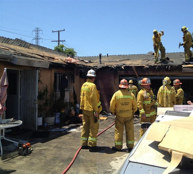 Heroic Rescue in Bellflower