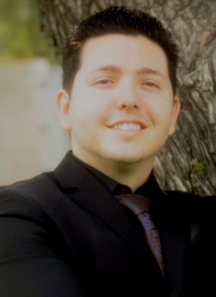 California State Senate Candidate Kevin Perez-Allen.