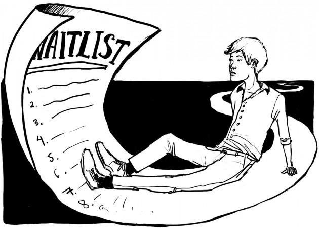 waitlisted