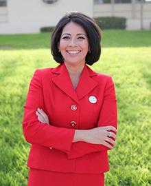 California State Senate Candidate Dr. Irella Perez