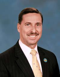 Lakewood Vice Mayor Todd Rogers.  Photo from City of Lakewood.